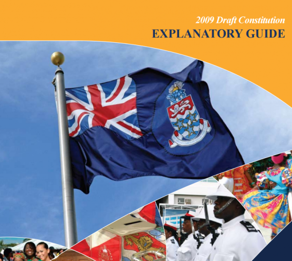 The Cayman Islands Constitution 2009 Explanatory Guide